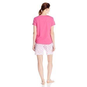 0d573a1ee6 Karen Neuburger Intimates   Sleepwear - Karen Neuburger Womens 2 Piece  Flamingo Pajama Set